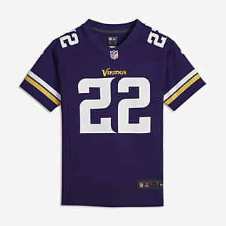 NFL Minnesota Vikings Game Jersey (Harrison Smith) Kids' Football Jersey