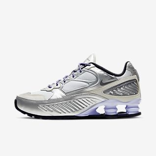 Womens Nike Shox Nz Eu Running Shoes millennium