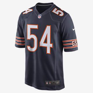 NFL Chicago Bears Camiseta de fútbol americano para hombre Game