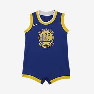金州勇士队 Nike Replica NBA 婴童连体衣