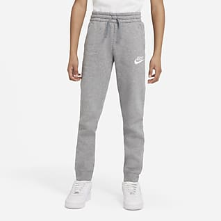Nike Sportswear Club Fleece Pantalones para niños talla grande