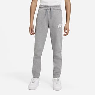 Nike Sportswear Club Fleece Older Kids' Pants