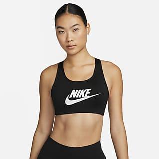 Nike Swoosh 女子中强度支撑运动内衣