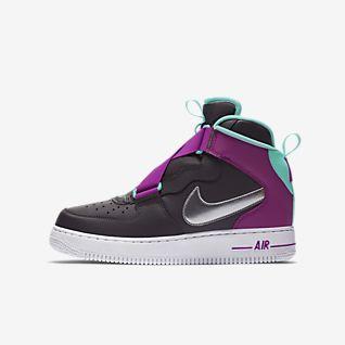 Air Force 1 Högt skaft Skor. Nike SE