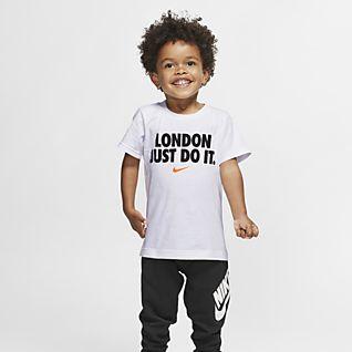 Nike T-shirt dla niemowląt JDI