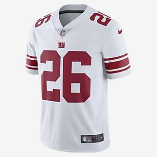NFL New York Giants (Saquon Barkley) Men's Limited Football Jersey