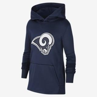 Nike (NFL Rams) Big Kids' Logo Hoodie