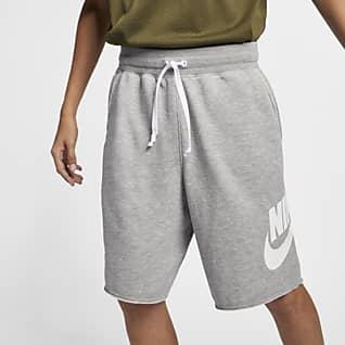 Nike Sportswear Alumni Herrenshorts aus French-Terry