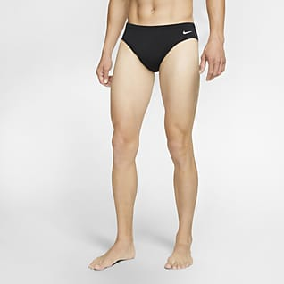 Nike Solid Men's Swimming Briefs