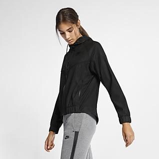 Nike Sportswear Windrunner Rompeviento tejido para mujer