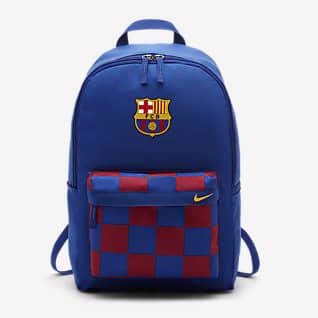 FC Barcelona Stadium Football Backpack