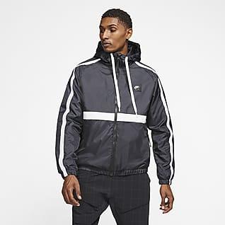 Nike Air Мужская куртка из тканого материала
