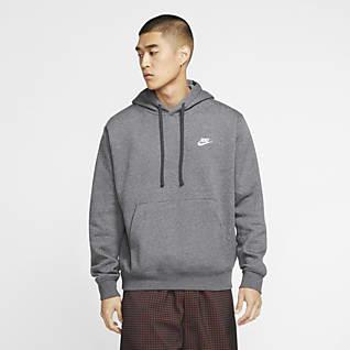 Nike Sportswear Club Fleece Hettegenser