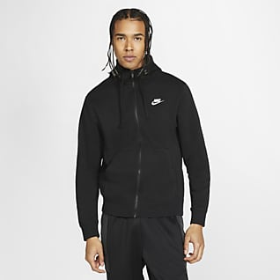 Nike Sportswear Club Fleece Hoodie met rits voor heren