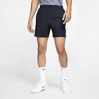 NikeCourt Dri-FIT Tennisshorts 18 cm för män