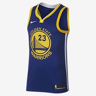 Draymond Green Warriors Icon Edition Nike NBA Swingman Jersey