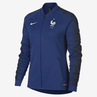 FFF Anthem Женская футбольная куртка