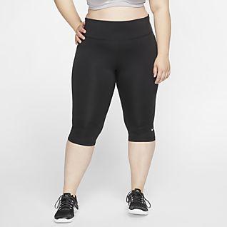 Kvinder Plusstørrelse Spinning Bukser og tights. Nike DK
