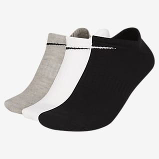 Nike Everyday Lightweight Короткие носки для тренинга (3 пары)