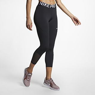Nike Pro Women's Crop Leggings