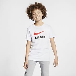 Nike Sportswear T-shirt dla dużych dzieci JDI
