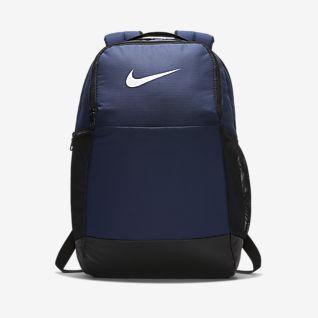 Nike Brasilia เป้สะพายหลังเทรนนิ่ง (ขนาดกลาง)