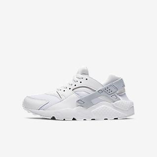Nike Huarache Run Big Kids' Shoe