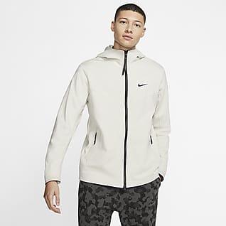 Nike Sportswear Tech Pack Мужская куртка с молнией во всю длину и капюшоном