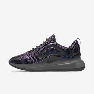 Purple Shoes. Nike PT