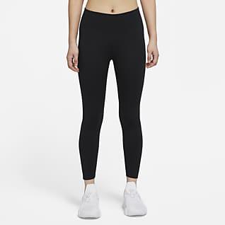 Nike One Luxe 7/8 女子中腰紧身裤
