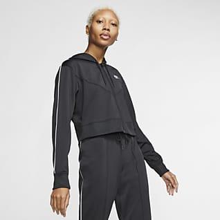 Nike Sportswear Sudadera con capucha de cierre completo para mujer