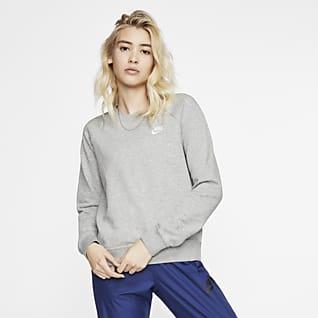 Nike Sportswear Essential Γυναικεία φλις μπλούζα