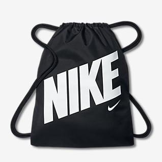Nike Saco de ginásio com grafismo para criança