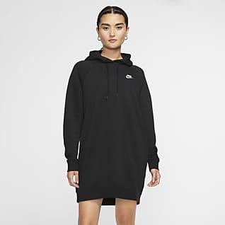 Nike Sportswear Essential Robe en tissu Fleece pour Femme