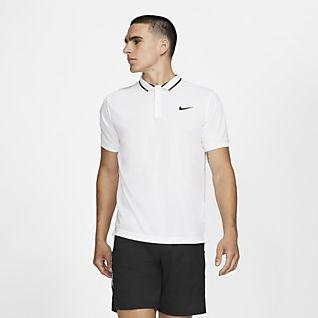 NikeCourt Dri-FIT Polo de tennis pour Homme