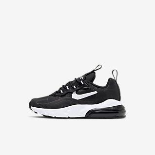 Black Air Max 270 Shoes. Nike NZ