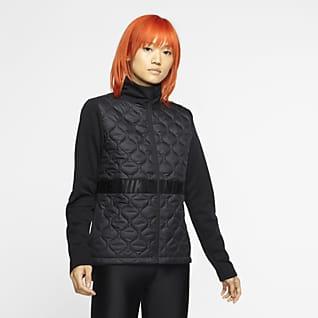 Nike AeroLayer Женская беговая куртка