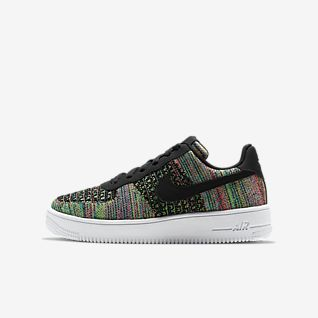 nike air force 1 flyknit 2.0 bambino