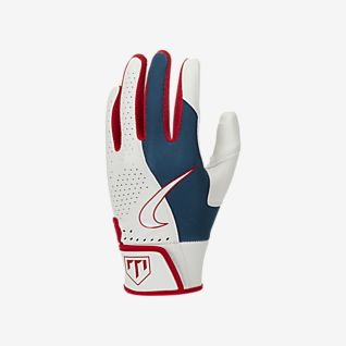 Nike Trout Edge 2.0 Kids' Baseball Batting Gloves