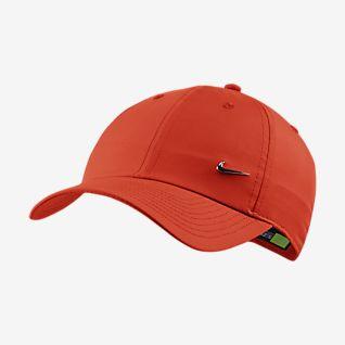 Nike JR YOUTH METAL SWOOSH Heritage Cappello Ragazzi Ragazze Unisex Bianco