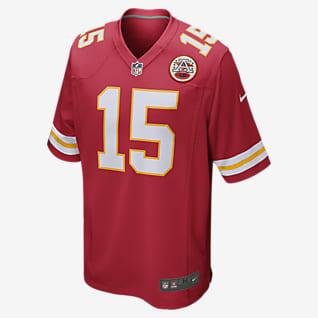NFL Kansas City Chiefs (Patrick Mahomes) Men's Game Football Jersey