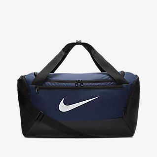 Nike Brasilia กระเป๋า Duffel เทรนนิ่ง (ไซส์ S)