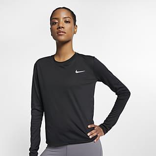 Nike Miler เสื้อวิ่งผู้หญิง