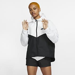 Nike Sportswear Windrunner Chamarra para mujer