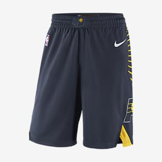 Indiana Pacers Icon Edition Nike NBA Swingman Shorts für Herren