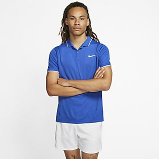 NikeCourt Dri-FIT Men's Tennis Polo