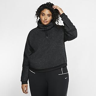 pull col camionneur femme nike
