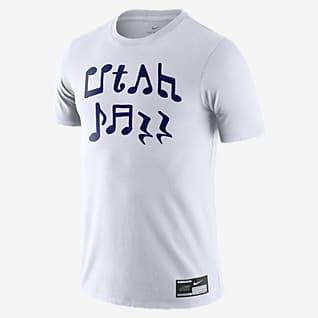 Utah Jazz Nike x Filip Pagowski Men's NBA T-Shirt