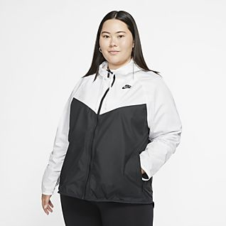 Nike Sportswear Windrunner Women's Jacket (Plus Size)