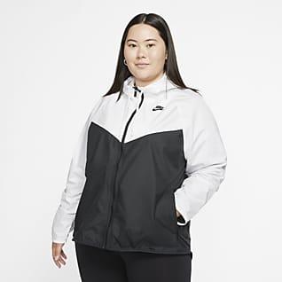 Nike Sportswear Windrunner Jakke til kvinder (plus size)